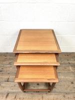 G Plan Teak Nest of Three Tables (4 of 10)