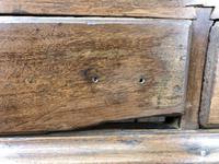 Antique 18th Century Welsh Oak Mule Chest (11 of 20)