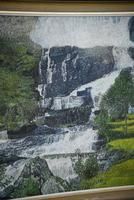 Large Waterfall Oil Painting (7 of 20)
