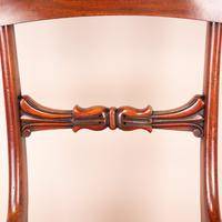 Set of Eight 19th Century Mahogany Dining Chairs (13 of 26)