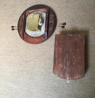 Mahogany Fusee Dial Clock (19 of 19)
