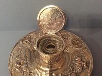Magnificent Victorian Inkwell