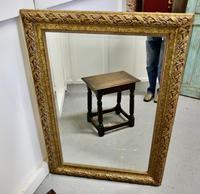 20th Century Rococo Style Gilt Wall Mirror (4 of 7)