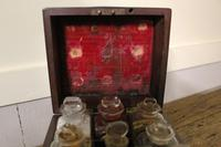 Apothecary Case. Early 19thC. Doctors Medical Chemical Chest. (5 of 8)