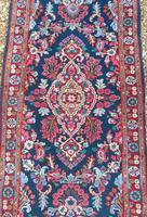 Antique Mohajeran Saroukh Runner Carpet (7 of 8)