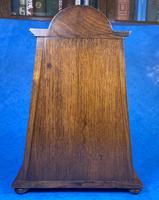 Victorian Oak Miniature Display Cabinet (5 of 11)