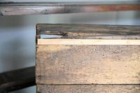Antique Rustic English Country Kitchen Georgian Oak Dresser (7 of 12)