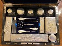 Superb Fitted Ladies Dressing / Jewellery Box (5 of 10)