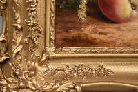 """Oil Painting by William Hughes """"Victoria Plums"""" (4 of 5)"""