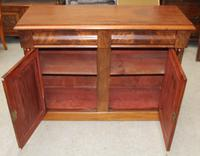 1900's Mahogany 2 Door Chiffoniere Base with Drawers (4 of 5)