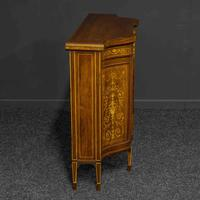 Victorian Rosewood Side Cabinet (4 of 17)