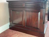 Large Georgian Style Double Sided Partners Desk (9 of 51)