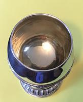Swiss Federal National Shooting Festival Silver Cup/Goblet Chalice Prize Basel 1879 (5 of 9)