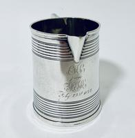 Antique Victorian Solid Silver Christening Cup (8 of 12)