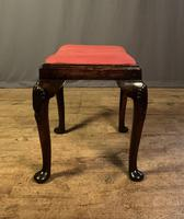 Early 18th Century Fruitwood Stool (6 of 11)
