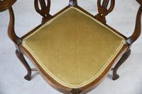 Edwardian Corner Chair (7 of 13)