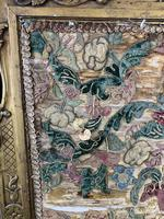 Early 19th Century Giltwood & Silk Screen (9 of 10)