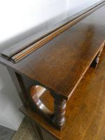 English Oak Sideboard by Gillows of Lancaster (10 of 15)
