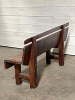 Rustic French Hall Bench (23 of 23)