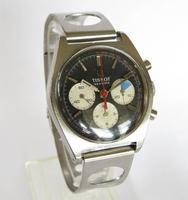 Gents 1970s Tissot Seastar Yachting Wrist Watch, Model 40.502 (3 of 6)