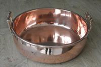 Victorian Copper Twin Handle Preserve Pan 15 Inch  Circa 1840-60 Jam Pan (2 of 6)
