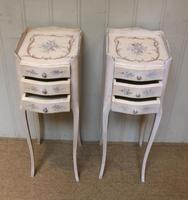 Pair of Painted Bedside Cabinets (7 of 10)