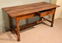 Farmhouse Table 18th Century French Provincial Cherry Wood (6 of 7)
