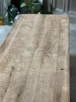 Extremely Rare Large Oak Refectory Table (23 of 35)
