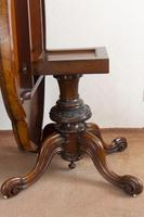 High Victorian Centre Table of Incredibly High Quality (2 of 4)