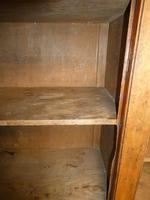 19th Century Shelved Pine Cupboard (3 of 8)