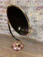 Bronze Table Top Mirror c.1930 (4 of 5)