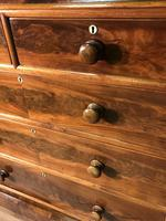Victorian Mahogany Chest of Drawers (3 of 12)