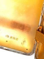 Elkington & Co Rectangular Silver Pocket Cigar Case (5 of 7)