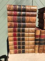 30 Antique Leather Bound Law Books 1880-1910 (2 of 7)