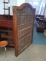 Antique Arch Top Screen (7 of 8)