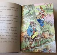 1947 Mr. Mole's House Warming, A Tasseltip Tale  By Dorothy Richards, 1st Edition, Ladybird Book (3 of 6)