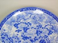 Good Large 19th Century Japanese Arita Ware Charger (7 of 7)