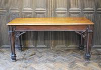 Country House Gothic Serving Table / Console Table (3 of 9)
