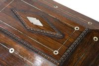 Victorian Rosewood Jewellery / Sewing Box (8 of 8)