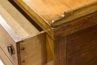 Continental Fruitwood Small Chest of Drawers (7 of 7)