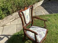 Edwardian Elbow Carver Chair (4 of 4)