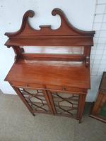 Edwardian Display Cabinet (6 of 6)