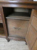 English Oak Sideboard by Gillows of Lancaster (8 of 15)