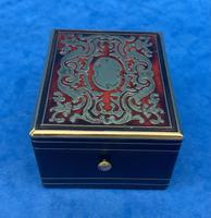 Victorian French Boulle  Watch Box (3 of 14)