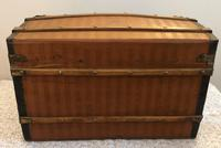 Dome Top Miniature Travelling Trunk (5 of 7)