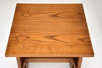Antique Arts & Crafts  Elm Writing Table (8 of 8)