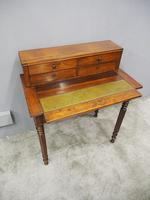 French Rosewood Writing Table (6 of 12)