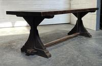 French Farmhouse Dining Table & Benches Set (26 of 33)