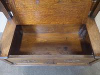 Oak Monks Bench (9 of 12)