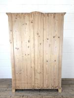 Antique Pine Country Dresser with Shaped (6 of 7)